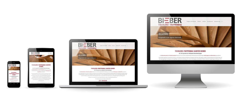 Responsives Webdesign, Almut Bieber Design & Werbung