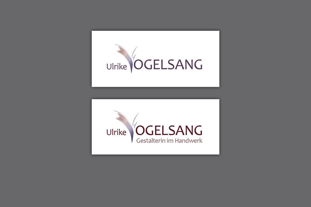 Vektorisierung und farbliche Anpassung des vorhandenen Logos, Planung & Design Ulrike Vogelsang
