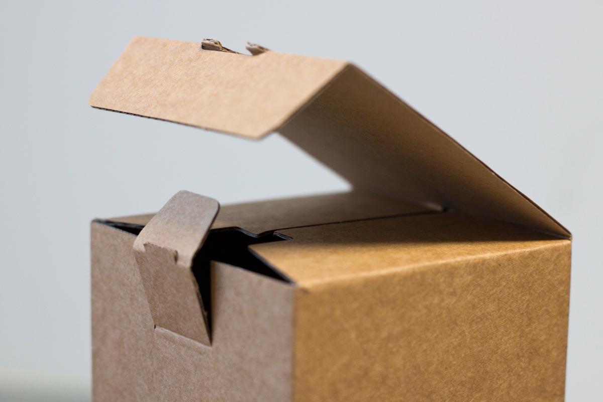 Verpackungsdesign Kartons für Feinbrandmanufaktur Brabant Marbach
